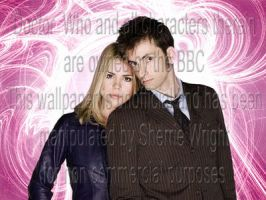 The Doctor and Rose by literary-magic