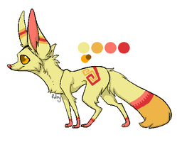 Fox Auction! -Closed- by MossyAdopts