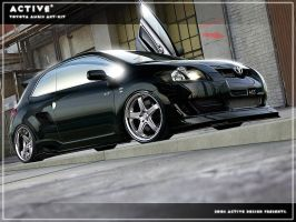 Toyota Auris by Active-Design