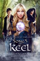 Songs Of Keel Movie Poster by AnaB
