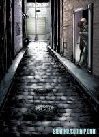 Alley way make outs by sw