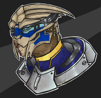 :AT: Garrus by Babywarrior5