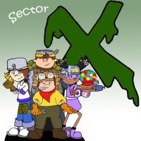 Sector X by elfspark