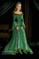 The Lady of the Green Kirtle by loverofbeauty