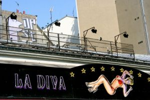 La Diva by the--end