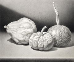 pumpkins by redbit
