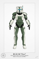 Fixer - Republic Commando by Artifician