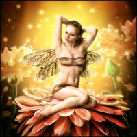 Flower Fae by brandrificus