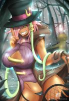 League Of Legends Tahm kench by TorahimeMax