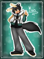 Art trade: Nishipu's OC Kois by jazzy2cool