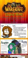 WoW Couples Meme-Bleh. by Chicaaaaa