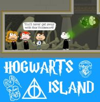 Poptropica: Hogwarts Island by Pizzaface4372