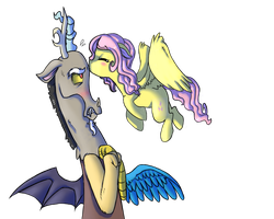 Fluttershyyyyo_e.... by the-nerd-patrol