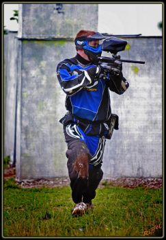 Paintball VI by angryRiffRaff