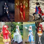 2016 Cosplays by the-mirror-melts