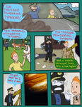 Tintin comic by Magic-Cake-Woman