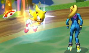 [SSB3DS] Super Sonic Rush by ZeFrenchM