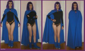 Raven Cosplay by Sner2000