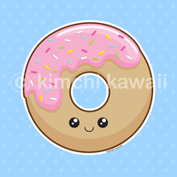 Donut by kimchikawaii