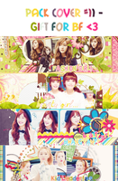 [PACK COVER #11] - GIFT FOR BF :).. by bonsociu009
