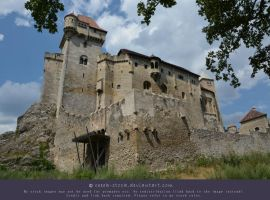 Burg Liechtenstein 4 by ceeek-stock