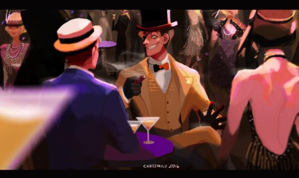 1920s by CHESSMILY