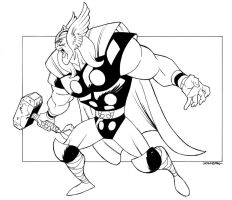 Big Thor by johnsonverse
