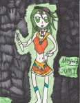 Megpoid Gumi by Millie-the-Cat7