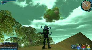 Me in Fusionfall by Wheelz14