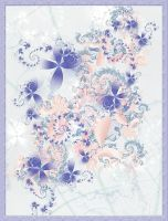 A Touch of Violet by FractalEyes