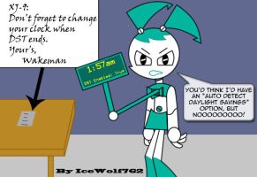XJ-9 Jenny Daylight Savings by IceWolf762