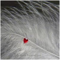 Of Hearts And Feathers III by Tienna