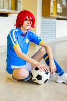 Waiting to play by Ellyana-cosplay