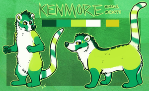 Kenmore Reference by pandapoots