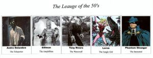 The Leauge of the 50's by Mr-Illusionist-1331