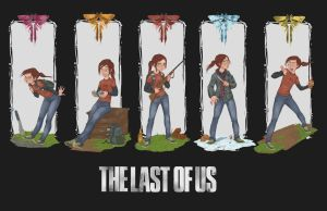 The Last of Us _ 28.07.2014 by MoonLightRose17
