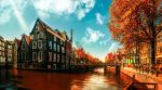A walk in Amsterdam by INVIV0
