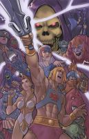 Masters Of The Universe by Jelli76
