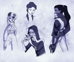 Of Cyborgs and Men by LinaPrime