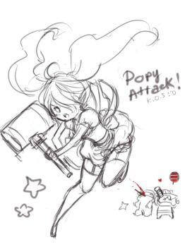 Popy Attack by SongJiKyo