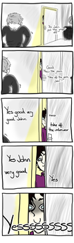 Admiration from afar/good god what are you doing by brewhay