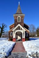 Old Grace Church by WickedOwl514