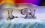 SnowClan assignment #15 New 'Friends' [1/3] by Jewel-Shapeshifter