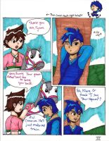 Chapter 1 page 3 by MegamiMizuL
