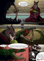 TMNT At Heart- CH2 - PG31 by DogmaticLoki