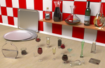 Glassware set finished :) by john-reilly