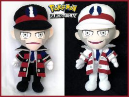 Pokemon: Submas Plushies by Patchwork-Shark