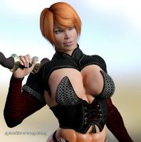 THE CLAN_AGENT PROFILE FOR SHADE by rainbowscriber