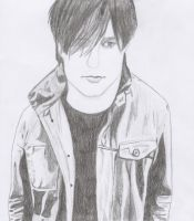 Trent Reznor by PoisonIvy13