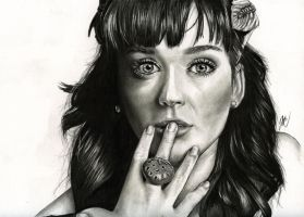 Katy Perry by jeanetkristensen